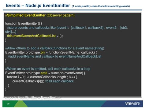 node js pattern library becoming node js ninja on cloud foundry