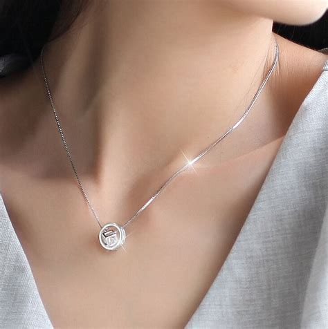 Kalung Circle Necklace 25 best ideas about circle necklace on gold