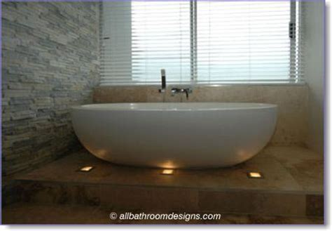 modern bathroom lighting designs - Bathroom Floor Lighting