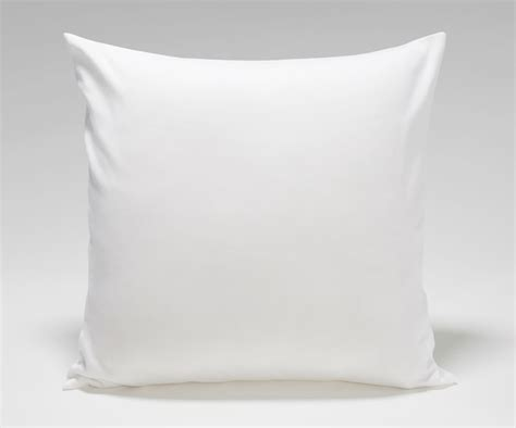 White Toss Pillows by Image Gallery White Pillow