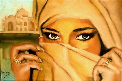 imagenes mujeres arabes con velo al andalus 3 manuel sanchez artelista com