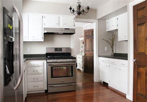 Painting Cabinets Cost Old House House Tour White House Black Shutters