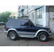1996 Mitsubishi Pajero Photo Large