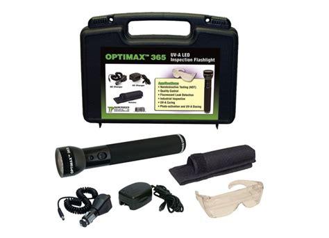 uv leak detector light optimax 365 uses uv light for leak detection eurokam