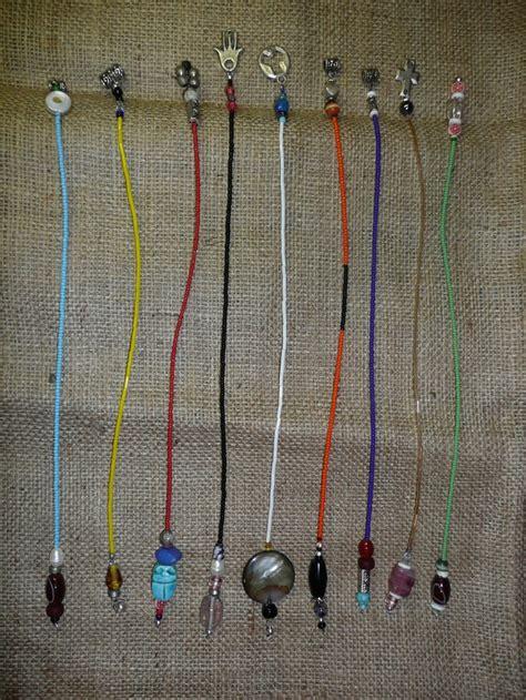 bead bookmark craft beaded bookmark