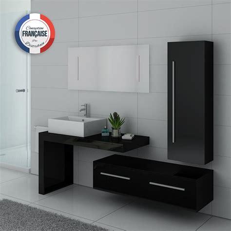 Ensemble meuble salle de bain, meuble salle de bain noir