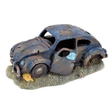 Deko Auto by Aquarium Dekorieren Mit Autowrack K 228 Fer 9 95