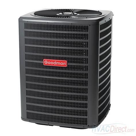 13 seer air conditioner buy goodman air conditioner 3 ton 13 seer gsx130361