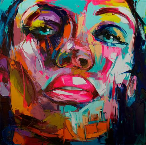 colorful painting colorful and expressive paintings by nielly francoise