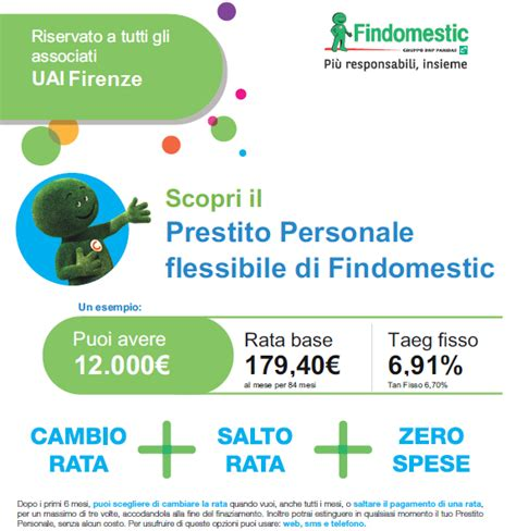 Findomestic Banca Firenze by Findomestic Banca Spa Prestito Personale A Condizioni