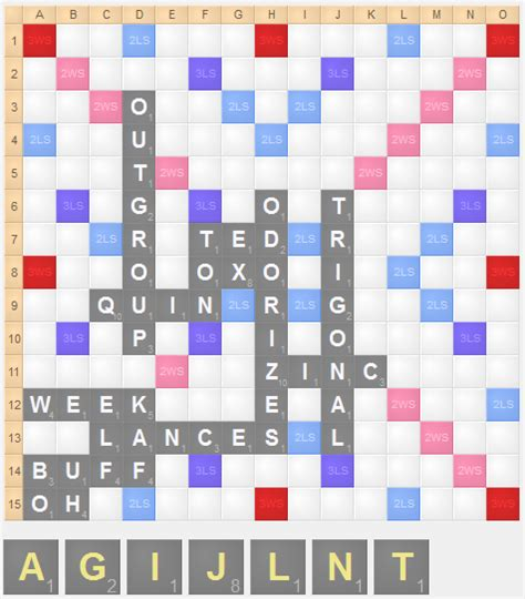 is taj a scrabble word expert puzzles 3 breaking the
