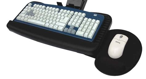 portable keyboard tray for computer