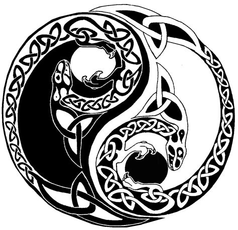 Celtic Moon A Celtic Wolves Novel celtic knot yin yang http fc02 deviantart net fs71 f