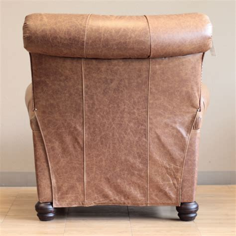 Recliner For Back by Barcalounger Ii Recliner Chair Leather Recliner
