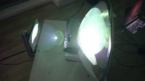 diy projection mapping spherical mirror projection mapping home from