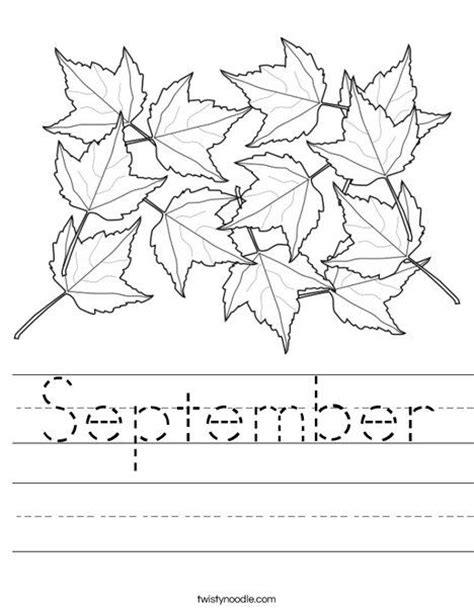 september coloring pages preschool september worksheet child care preschool ideas