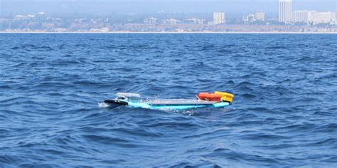 boat to hawaii from los angeles about blue robotics