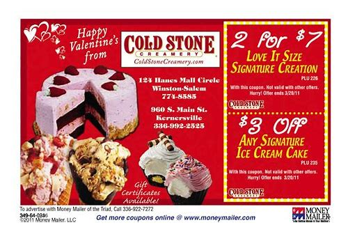 cold stone ice cream coupons printable 2018