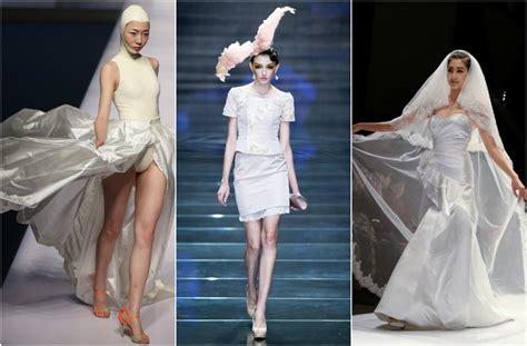imagenes de vestidos de novia fashion inspiraci 243 n para novias en la mercedes benz china fashion week