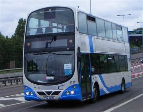 irish showbus bus image gallery ulsterbus