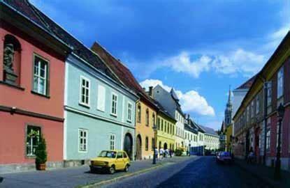 ufficio turistico budapest foto quartiere della fortezza a budapest 415x270