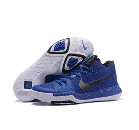 Nike Kyrie Irving 2 White Blue nike kyrie irving shoes 3 blue white