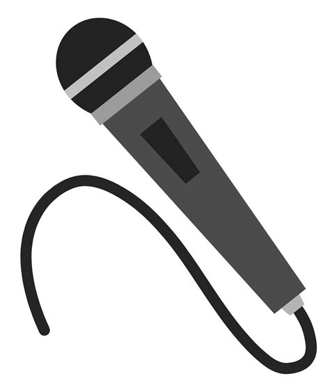 microphone clipart microphone clip vector clipground