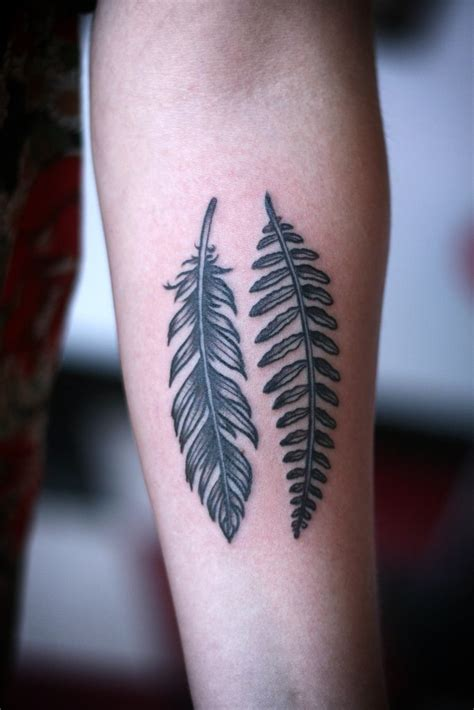 feather tattoo on pinterest feather leaf tattoo ink pinterest