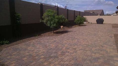 desert backyards yard remodel archives arizona living landscape design