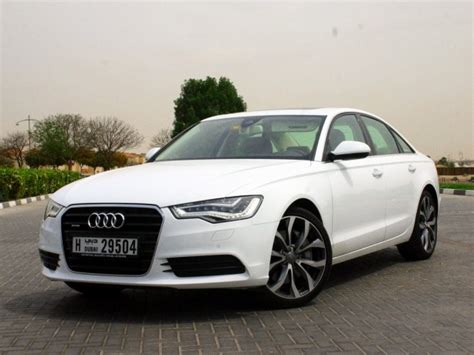 Audi A6 2012 by 2012 Audi A6 Review Prices Specs