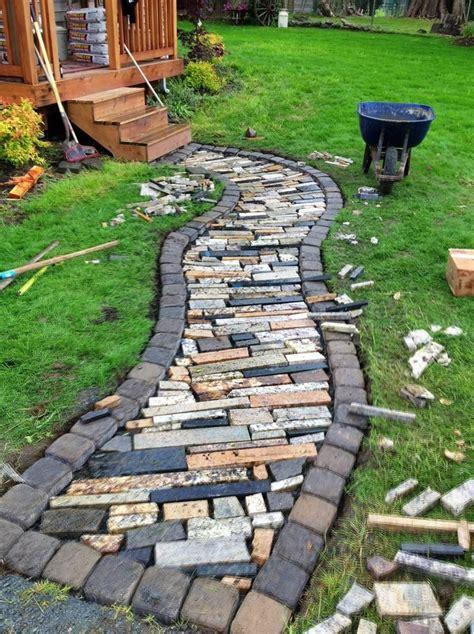 scrap granite counter walkway outdoor stuff for when
