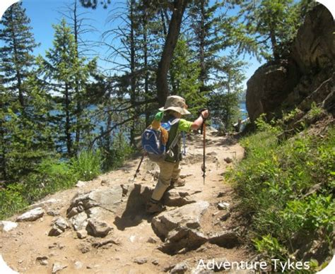 Tyke Hike Chair by Black Trekking Poles And Clif Kid Zbar Giveaway