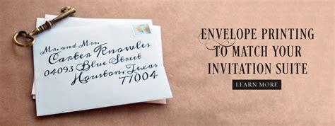 printing wedding invitation envelopes etiquette custom wedding invitation design printing perfectly