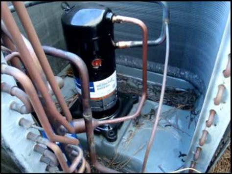 diagnosing issues in a 3 phase air conditioning compressor hvac brain