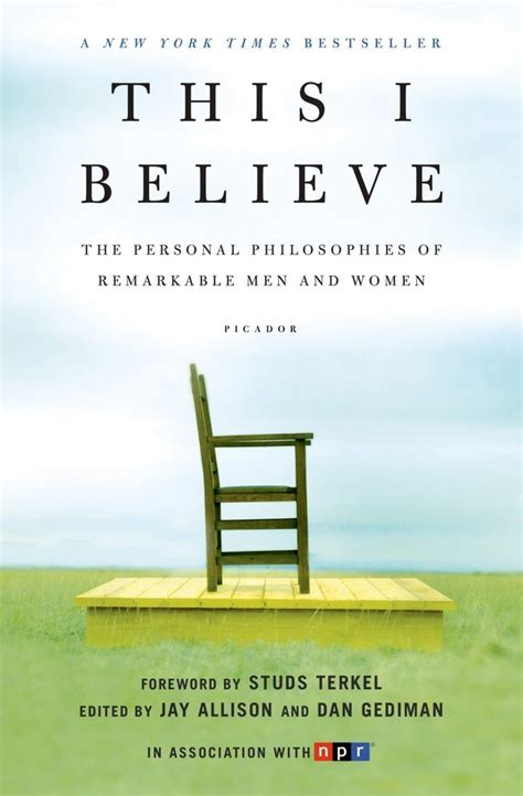 believe books this i believe allison macmillan