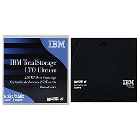 Ibm Data Cartridge Lto 6 2 5tb 6 25tb 00v7590 00v7590 6tb ibm lto 6 with free ground shipping