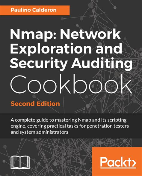 Cctv Second nmap network exploration and security auditing cookbook second edition packt books