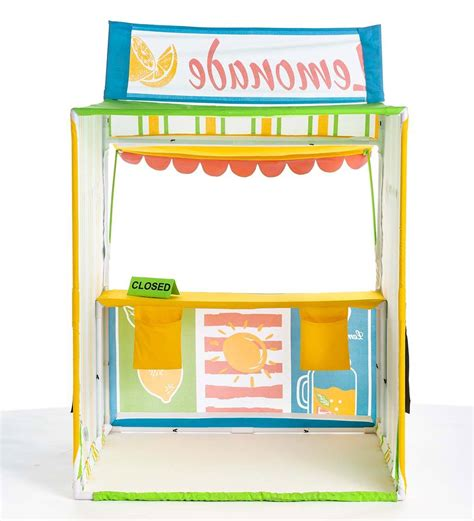 role play deluxe lemonade stand playhouse lmnop