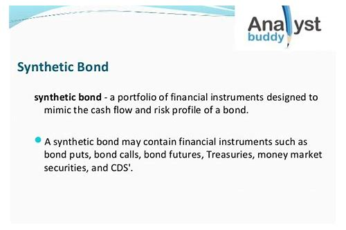 synthetic coupon bond