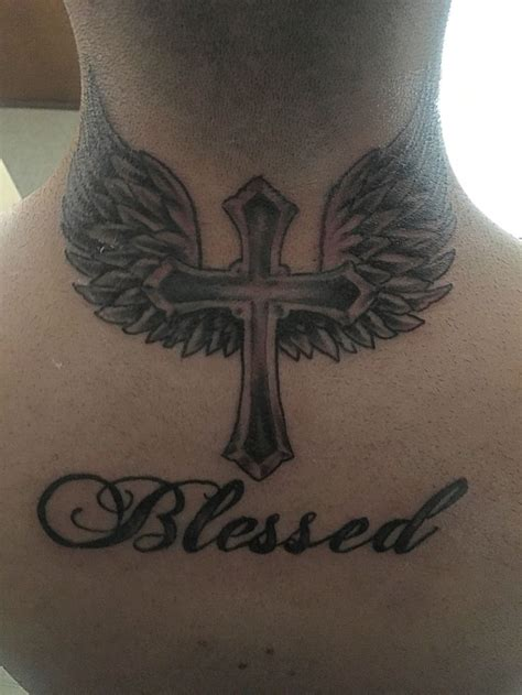 blessed tattoo on forearm best 20 blessed tattoos ideas on forearm