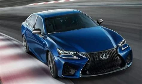 Lexus Gs 2020 by 2020 Lexus Gs F Sedan Release Date Redesign Price 2018