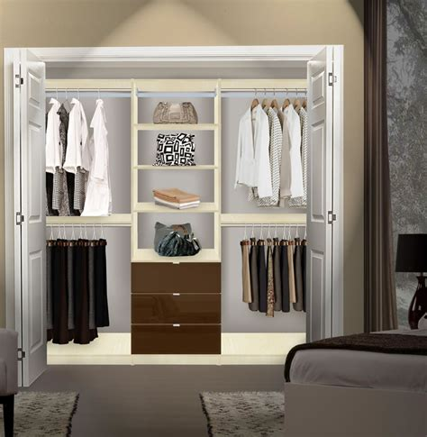 isa closet organization system wide closet system