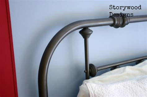 spray painting metal bed frame 1000 images about painted brass beds on guest