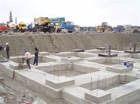 Building foundation structure   Bee Home Plan   Home