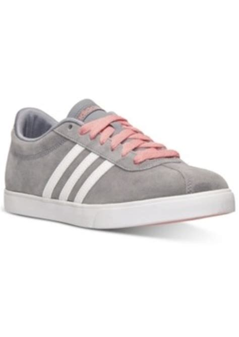 adidas adidas s courtset casual sneakers from finish