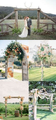 Wedding Arch Purpose by 1000 Ideas About Rustic Wedding Arches On