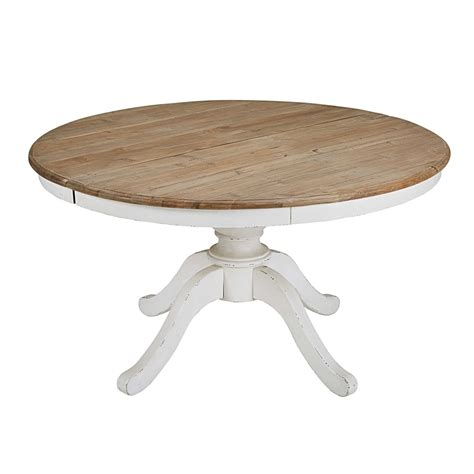 L For Dining Table Extendable Dining Table L 140cm Provence Maisons Du Monde