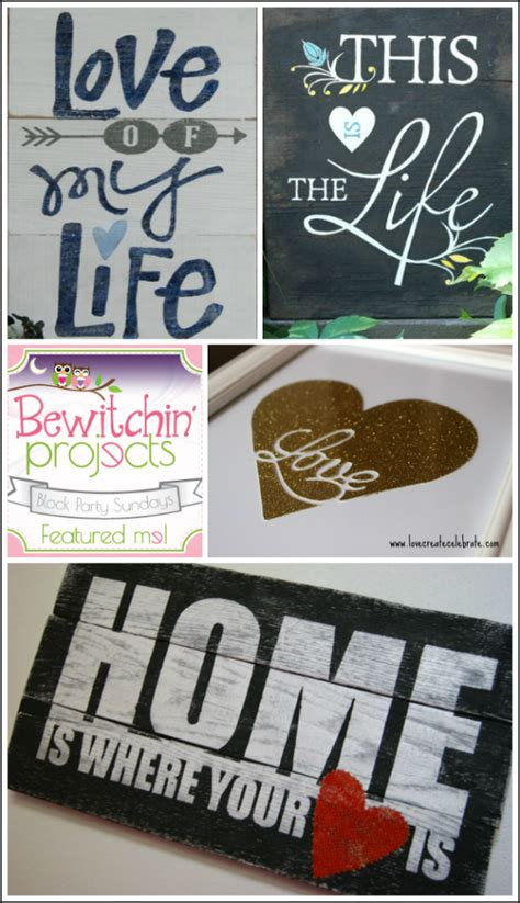 diy decor signs with sayings bewitchin projects