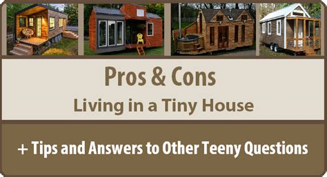 tiny house pros and cons the tiny house wife an urban homestead blog pros and