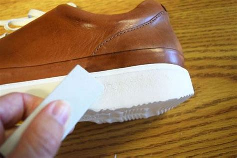 how to clean sneaker soles how to clean white shoes soles samuel hubbard